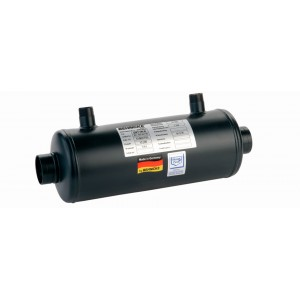 Heat Exchanger BEHNCKE QWT 100-40 30kW