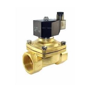"Solenoid valve 1/2 "" 3/4"""