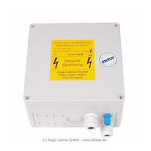 Pneumatic control pumps 2x2.2kW, 400V