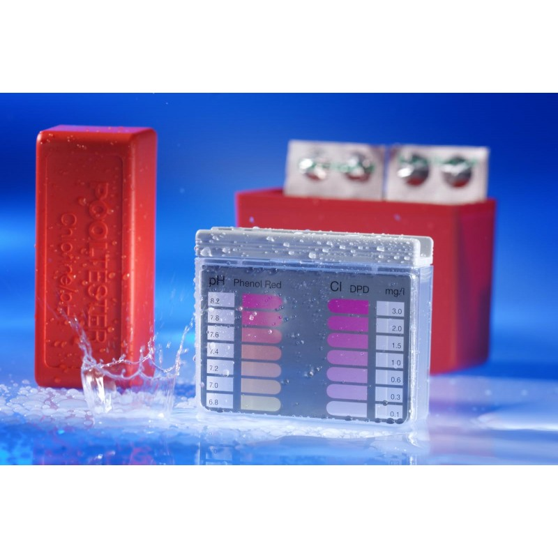 Pooltester Ph Cl