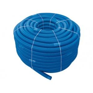 Žarna vakuuminė Ø38 mėlynos spalvos