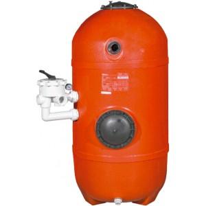 KRIPSOL San Sebastian SPL filtras 640mm, 475kg, 30m/h – 9.6m³/h