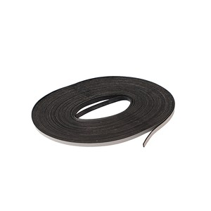 Self-adhesive retaining band