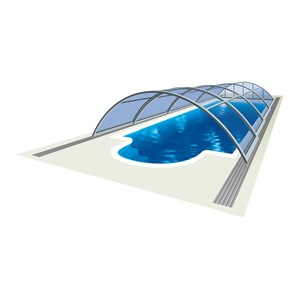 Universe NEO – low profile pool cover