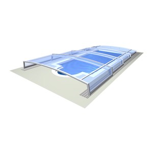 Corona – low pool cover