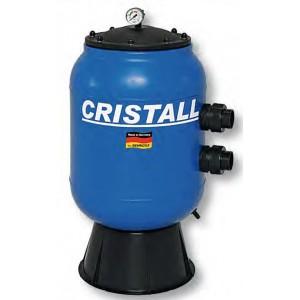 "Cristall filtras Ø400 h810mm, 6m³/h, 1 1/2"""