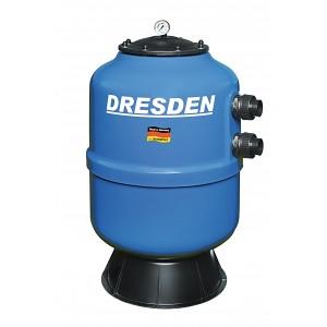 "DRESDEN filtras 500x920mm, 10m³/h, 1 1/2"""