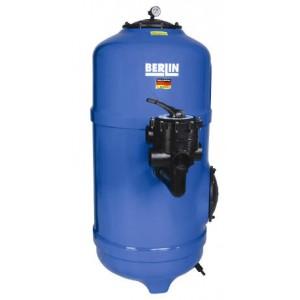 "BERLIN filtras Ø600 h1460mm, 15m³/h, 2"""