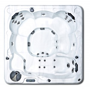 Hidromasažinis baseinas Serenity 6000 Platinum modelis