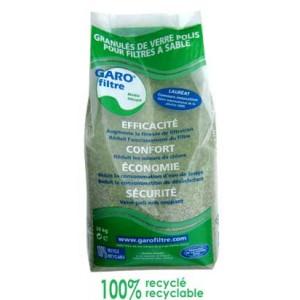 Filtravimo užpildas Garo Filtre  2 - 5mm
