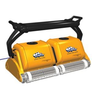 Baseino valymo robotas 2x2 Gyro