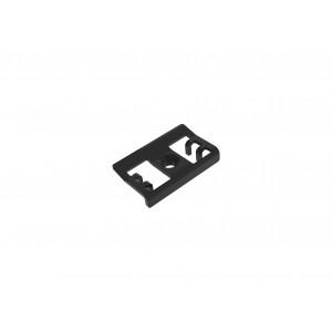 Nerūdijančio plieno tvirtinimo detalės T formos