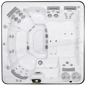 Hidromasažinis baseinas Self-cleaning H700 Platinum modelis