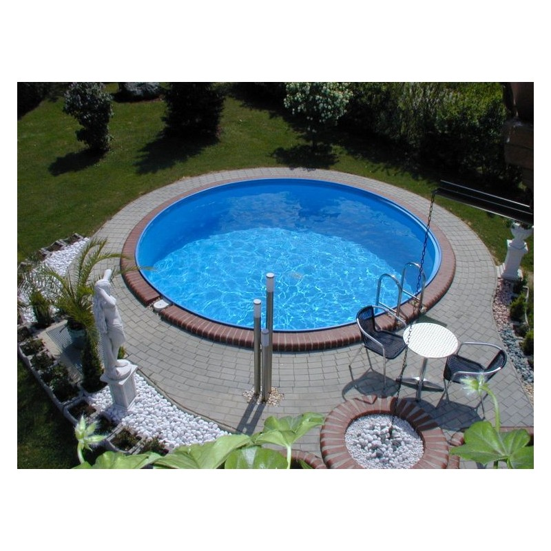 round frame pool. Black Bedroom Furniture Sets. Home Design Ideas