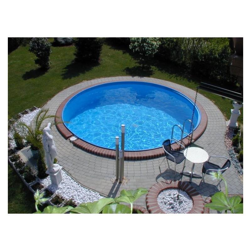 round frame pool. Black Bedroom Furniture Sets. Home Design Ideas