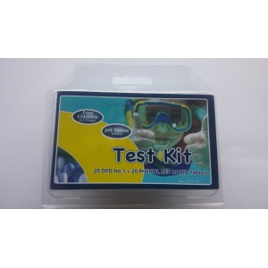 Mini testeris pH ir  Cl nustatymui