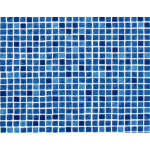 Reinforced pool membranes Alkorplan 3000 Greek Blue