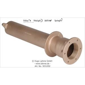"""Sieninis perėjimas Hugo Lahme Allfit 3031050 (RG), G 2""""/G 1 1/ 2"""", ilgis 30 mm"""