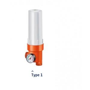 Filtras Badu Quick Typ 1