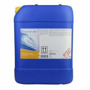Chloras skystas Chemoform Flussig 35kg