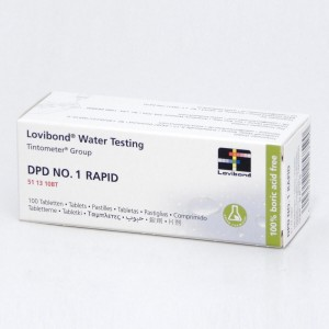 DPD No.1 Comparator Test Tablets,  10 tab/l