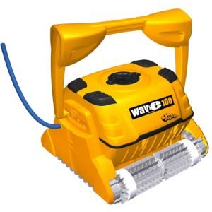 Baseino valymo robotas WAVE 100
