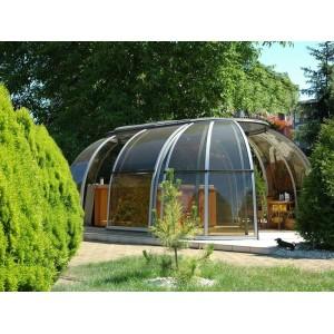 SPA Sunhouse uždengimas