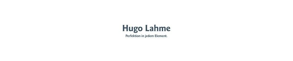 Hugo Lahme masažinė įranga