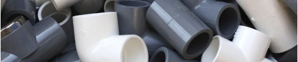 PVC-U klijuojamas vamzdynas
